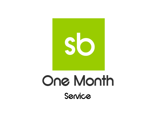 one month service