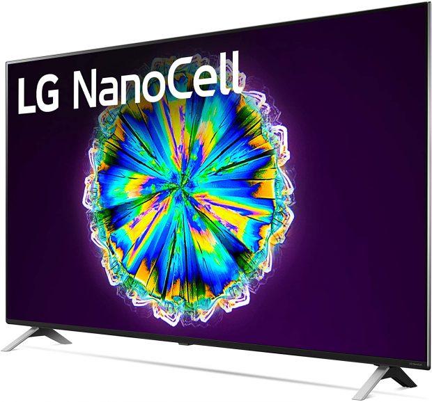 "LG 55NANO85UNA Alexa NanoCell 85 Series 55"" 4K"